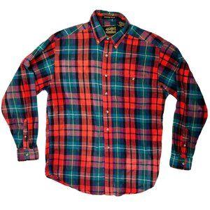 Eddie Bauer Bainbridge Flannel Shirt